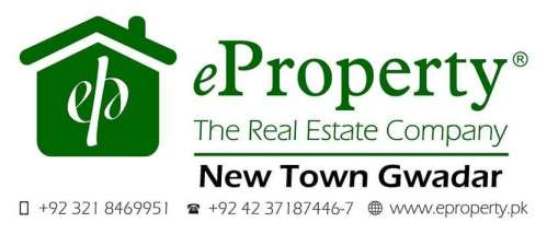 New Town Gwadar Plots & Houses for Sale