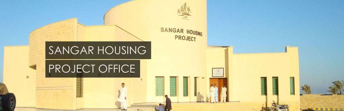 Sangar Housing Gwadar Office