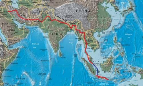 AH2 - Asian Highway Network