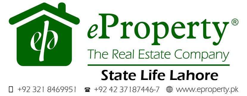 State Life Lahore Plots & Houses for Sale