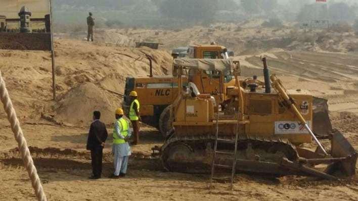 DHA Bahawalpur Ground Breaking Sector B & C 09-12-2016 (2)