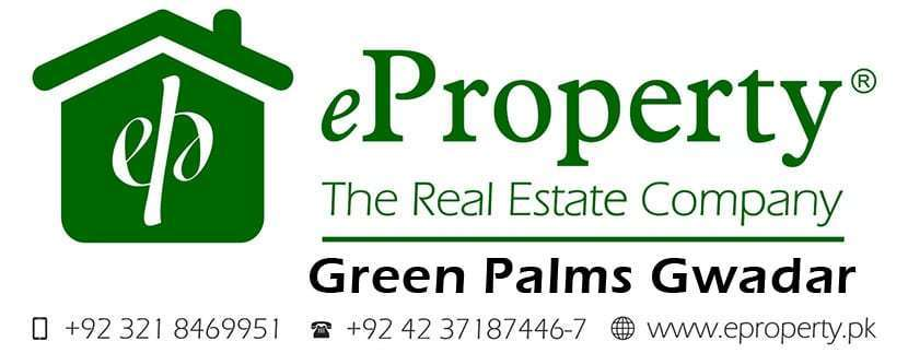 Green Palms Gwadar Plots & Houses for Sale