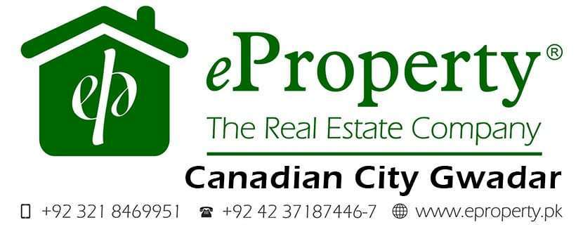 Canadian City Gwadar Plots & Houses for Sale
