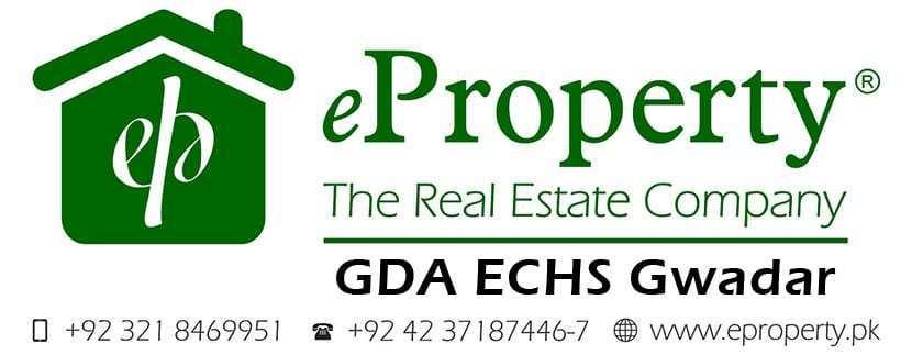 GDA ECHS Gwadar Plots & Houses for Sale