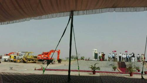 DHA Multan Development Work Started for Sector A