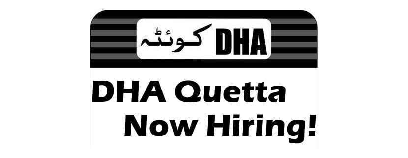 DHA Quetta start hiring