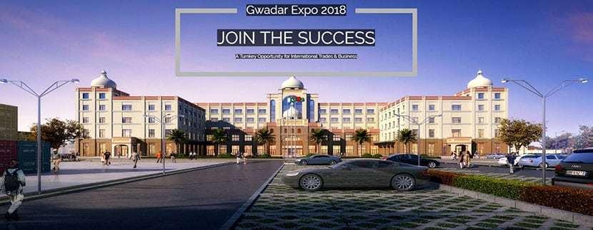 Gwadar EXPO 2018 Organized by COPHC & GPA