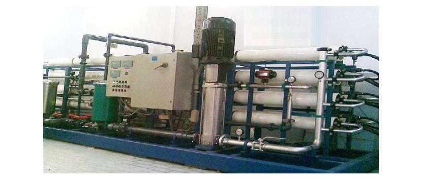 5 million gallon desalination plant ready in Gwadar