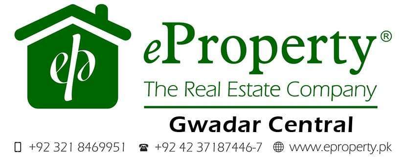 Gwadar Central Plots & Houses for Sale