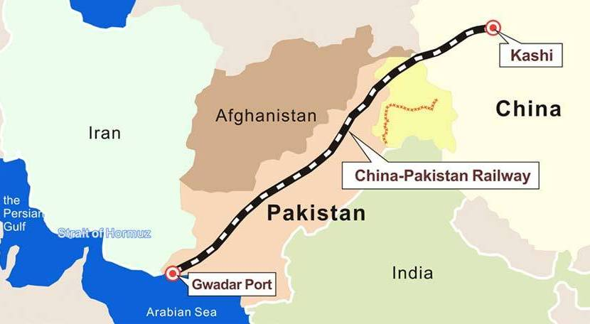 Peshawar Karachi railway project will completed 2022