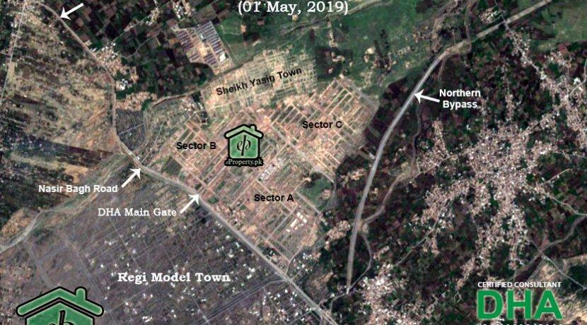 DHA Peshawar Latest Development 1-05-2019