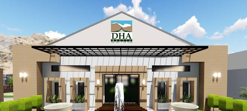 DHA Quetta Head Office