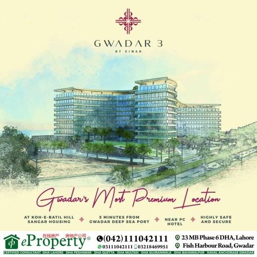 Gwadar 3 Most Premium Location of Gwadar