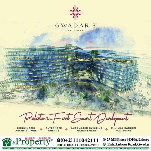 Gwadar 3 Pakistan First Smart Development