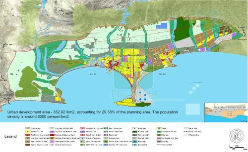 New Gwadar Master Plan 2019