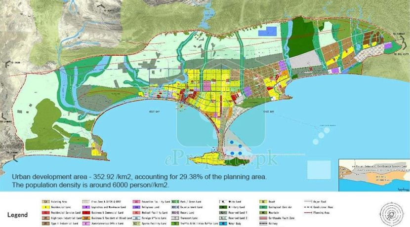 New Gwadar Master Plan