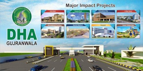 DHA Gujranwala Features