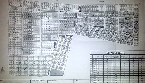 GDA ECHS Phase 2 Map