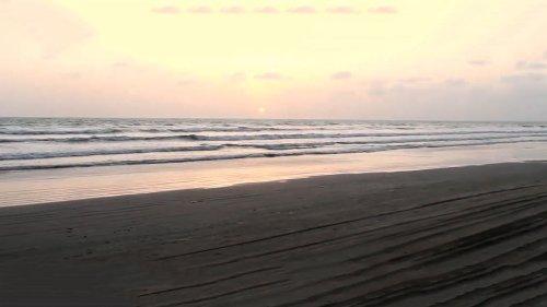 Gwadar Marine Drive Sunset