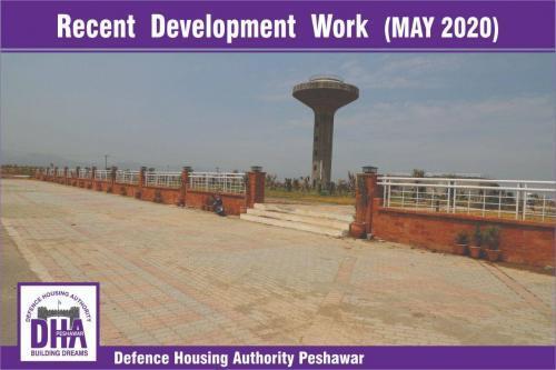 DHA Peshawar Development Work May 2020-3