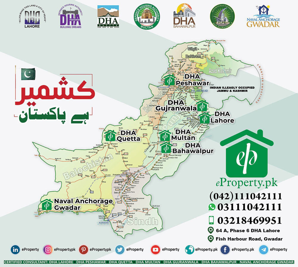 eProperty Services in Pakistan