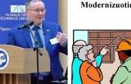 Modernizuotinų daugiabučių gyventojų lūkesčiai. Juozas Antanaitis, Lietuvos būsto rūmų prezidentas