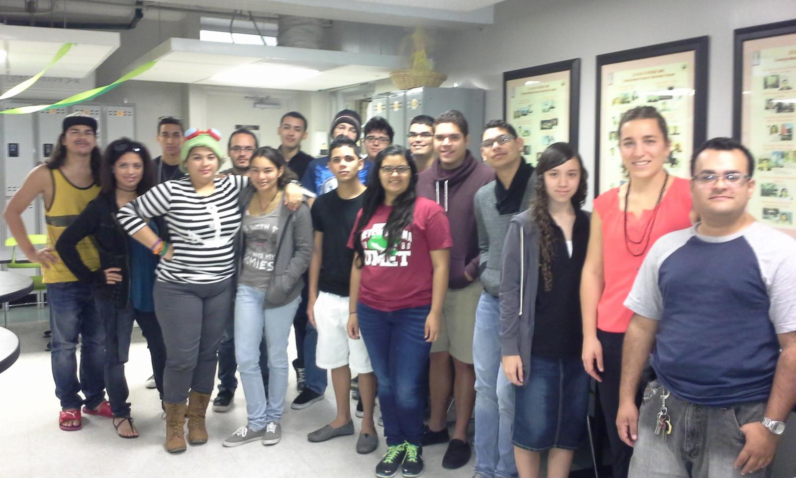 Cwdd Students In Puerto Rico