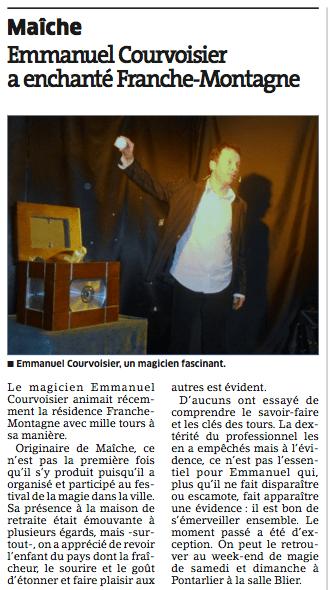 Est Républicain - Mars 2015
