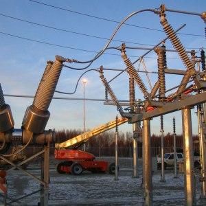 Retherford Substation