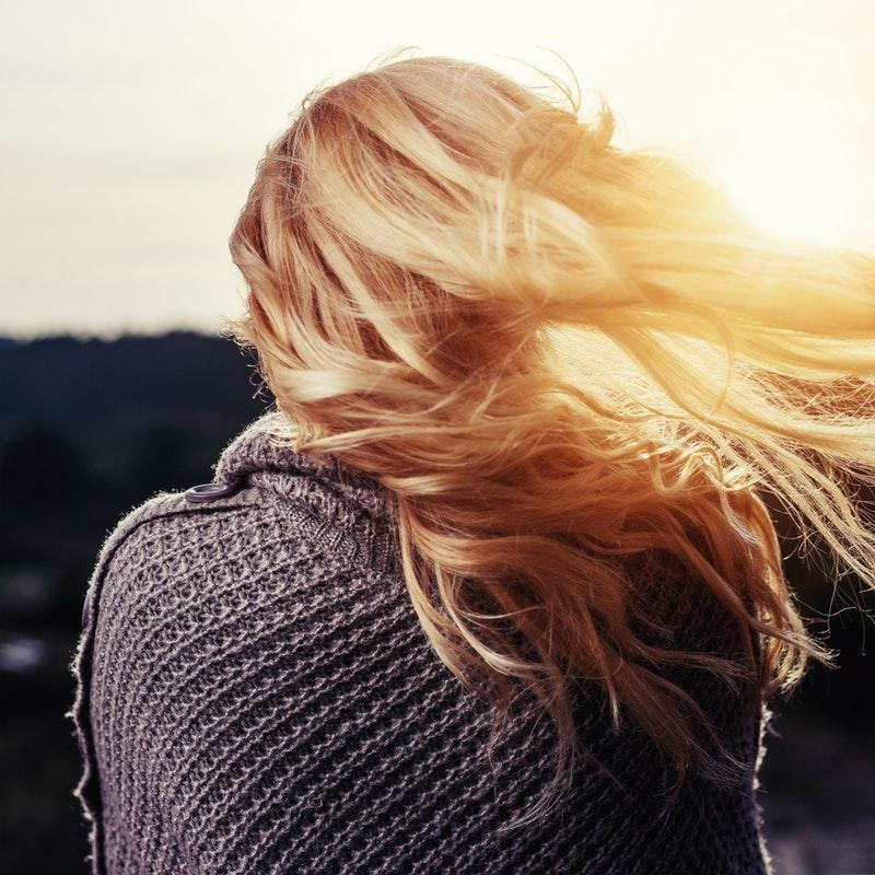 Krása vlasov