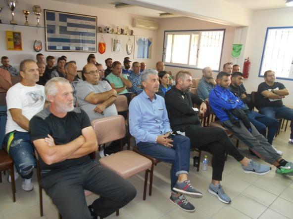 Επιτυχημένη η Επιμορφωτική Εκδήλωση της ΕΠΣ Πιερίας με υποστηρικτή την Ελληνική Ποδοσφαιρική Ομοσπονδία
