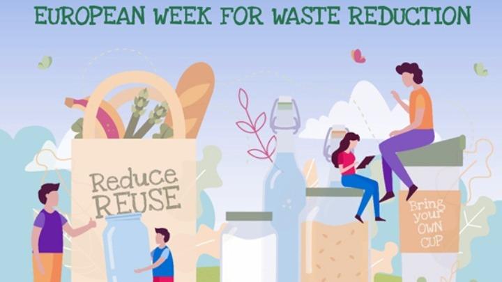 Στην Ευρωπαϊκή Εβδομάδα Μείωσης Αποβλήτων συμμετέχει και ο Δήμος Κατερίνης