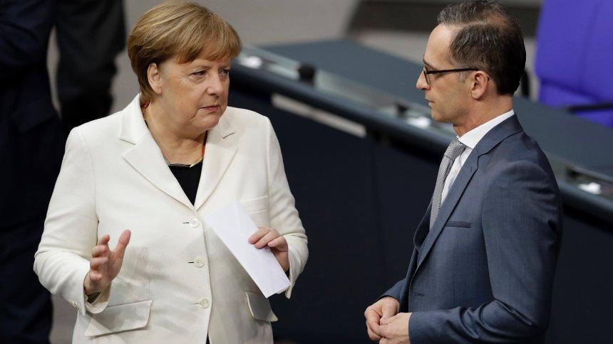 Γερμανία : Υπέρ ενός ισχυρού NATO τάσσονται Μέρκελ και Μάας