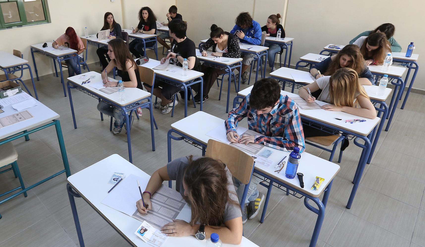 Πανελλαδικές εξετάσεις 2020: Οι αλλαγές έγιναν συνήθεια