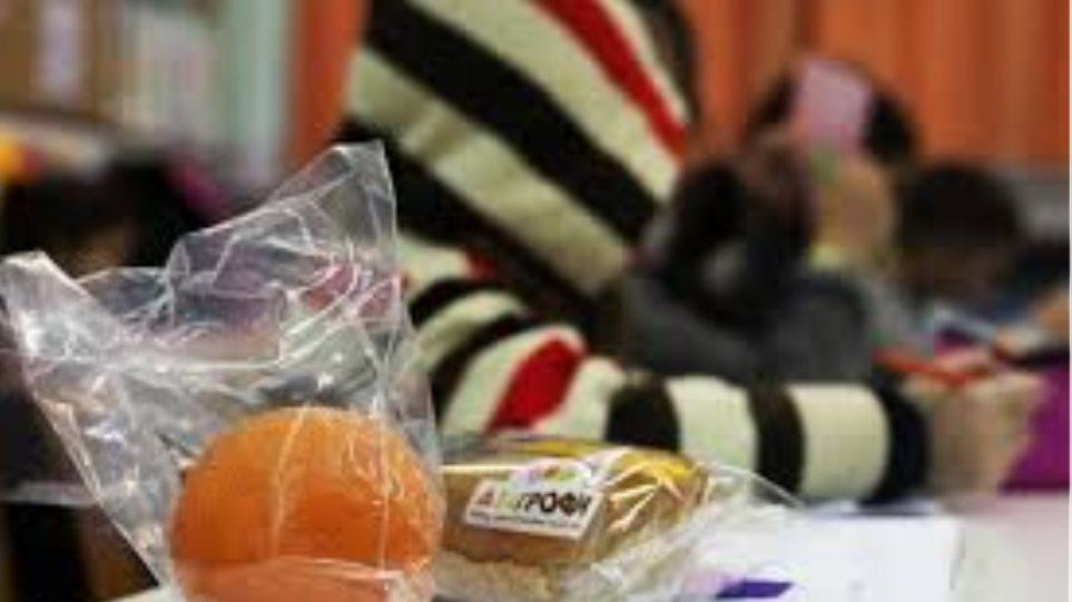 Ένωση Συλλόγων Γονέων Δ.Ε. Δήμου Κατερίνης – Αδικαιολόγητη η αναστολή σίτισης στα σχολεία.