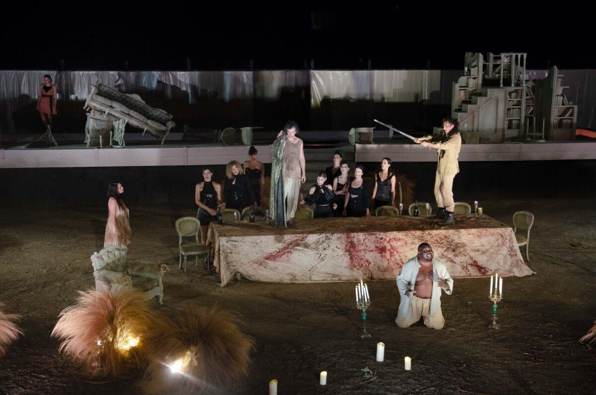 Φεστιβάλ Ολύμπου – Σχολιάζοντας την θεατρική παράσταση «Ορέστης»