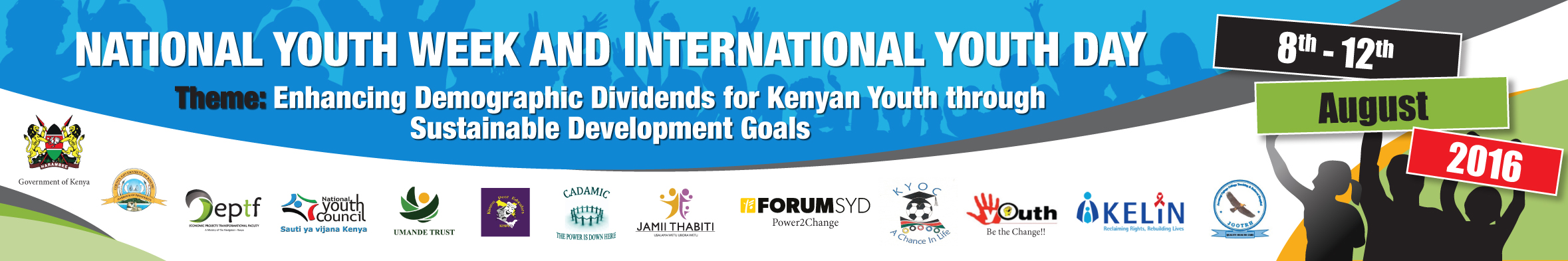Its International Youth Day!