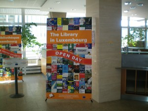 EP Library Luxembourg