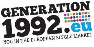 Generation 1992: You in the European single market