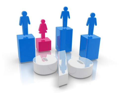 A gender-specific database on numbers of men and women in decision-making positions