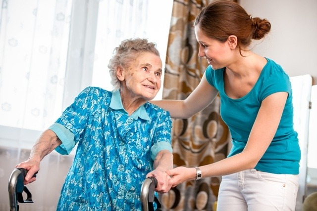 Financing and providing long-term care: The challenge of an ageing population