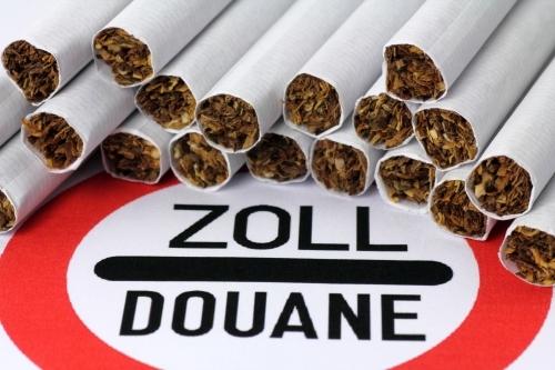 Lutte de l'UE contre le commerce illicite du tabac