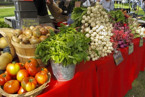 Local agriculture and short food supply chains