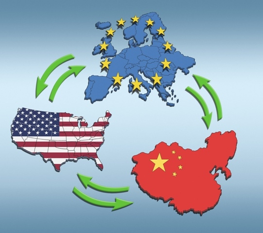 The United States-China relationship: Implications for the European Union