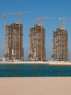 Migrant workers' conditions in Qatar