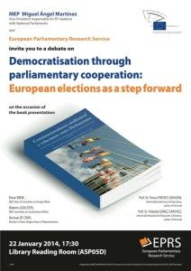 Democratisation through parliamentary cooperation: European elections as a step forward