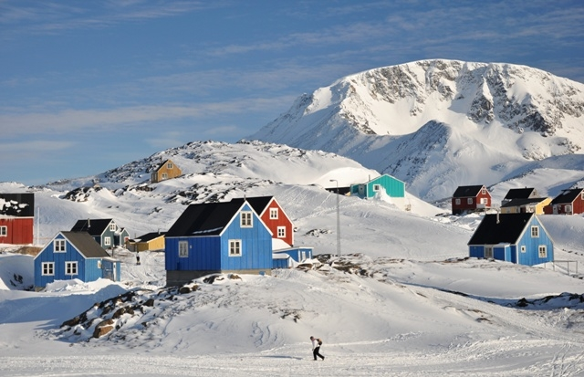 A changing environment for Greenland