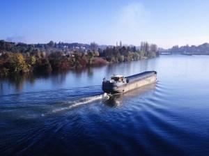 Inland waterways in the EU