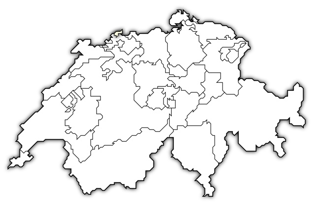The cantons' role in Swiss EU policy