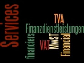 VAT on financial and insurance services